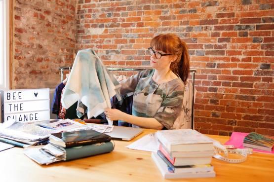 Deborah Campbell - Founder of Deborah Campbell Atelier and Future Female